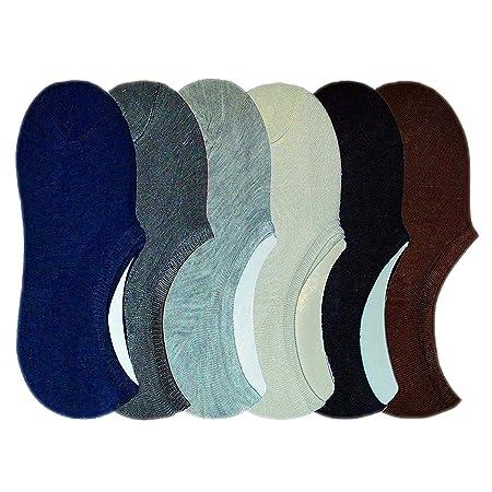 EIO 100% Cotton Unisex Loafer Socks,Ankle Socks for Men and Women (5 Pairs)