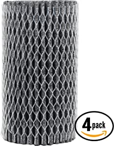 4-Pack Replacement for 46-9917 Refrigerator Air Filter - Compatible with Kenmore EAF1CB, 46-9917 Fridge Air Filter