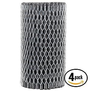 4-Pack Replacement Frigidaire PHSC39EJSS1 Refrigerator Air Filter - Compatible Frigidaire EAF1CB, 46-9917 Fridge Air Filter