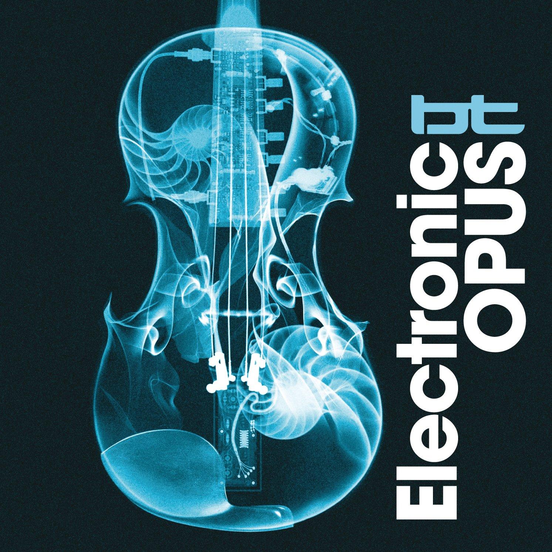 CD : BT - Electronic Opus (CD)