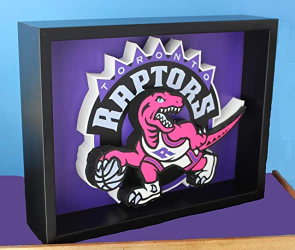 827ea7250e4 Image Unavailable. Image not available for. Color  Toronto Raptors  Basketball Logo ...
