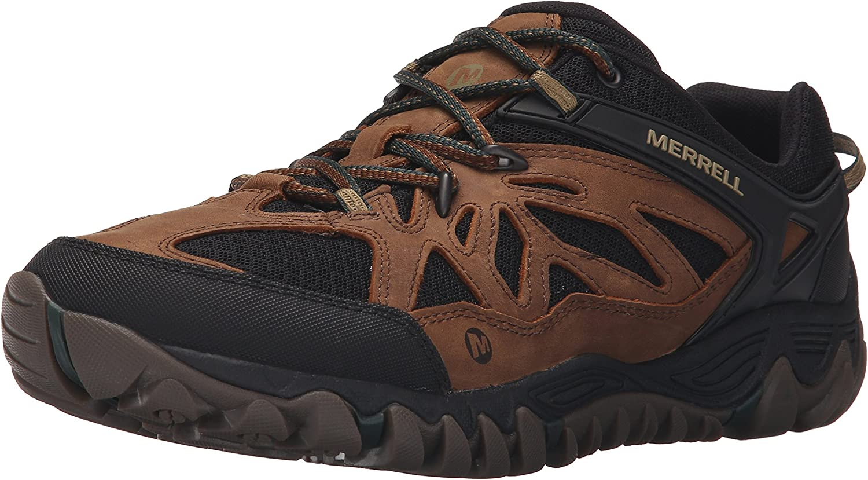Merrell Men s All Out Blaze Vent Hiking Shoe