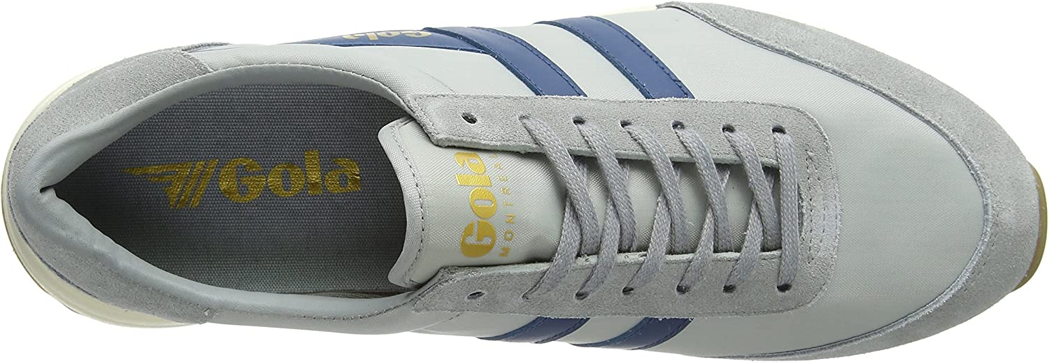 Gola Classics Montreal Mens Lace Up Shoes Trainers Pumps