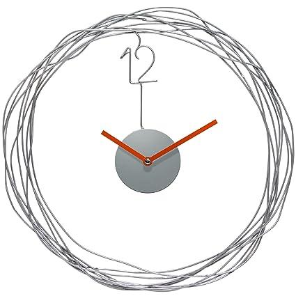amazon com infinity instruments wire transfer wall clock home rh amazon com Wiring Diagram Symbols Wiring Diagram Symbols
