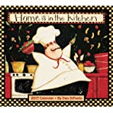 Home Is in the Kitchen 2017 Calendar
