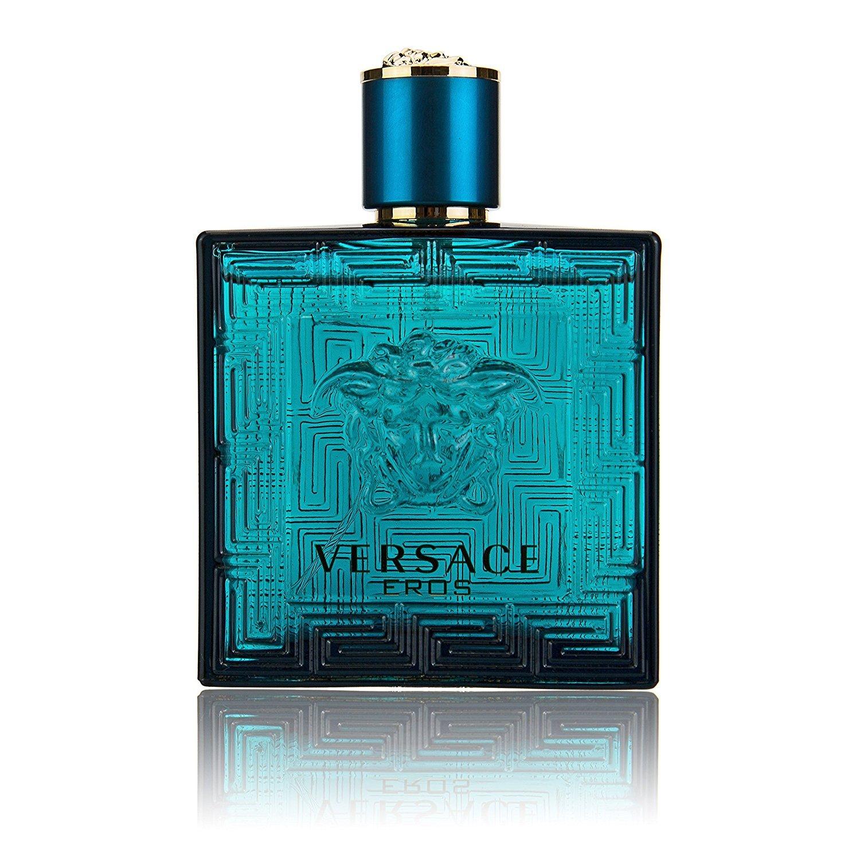 Versace Eros Eau De Toilette Spray for Men 100Ml/3.4Oz