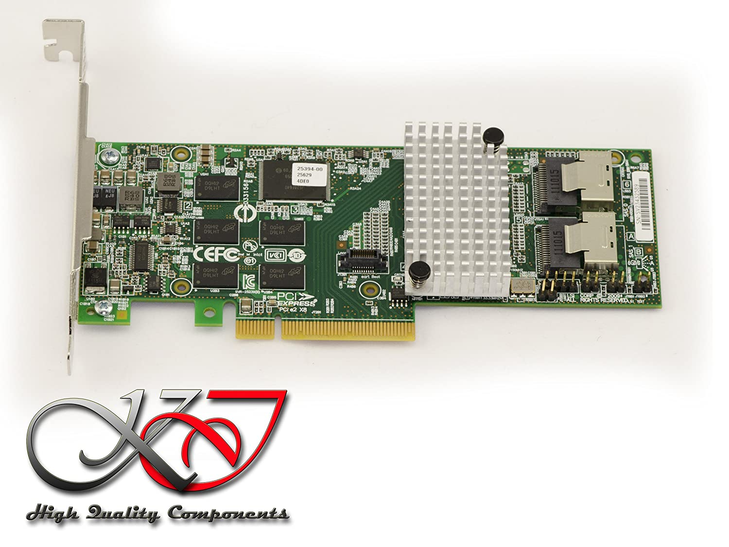 Kalea Informatique Controller Card Sata Sas Pcie With Encryption Electronics