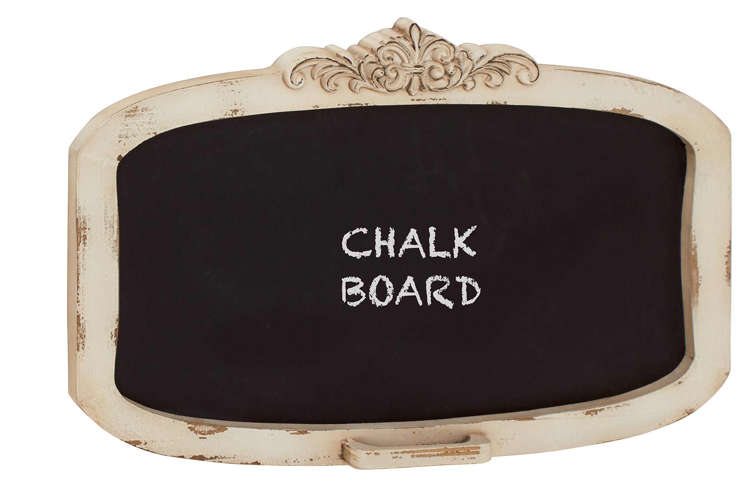 Plutus Brands Simple and Most Useful Wood Blackboard