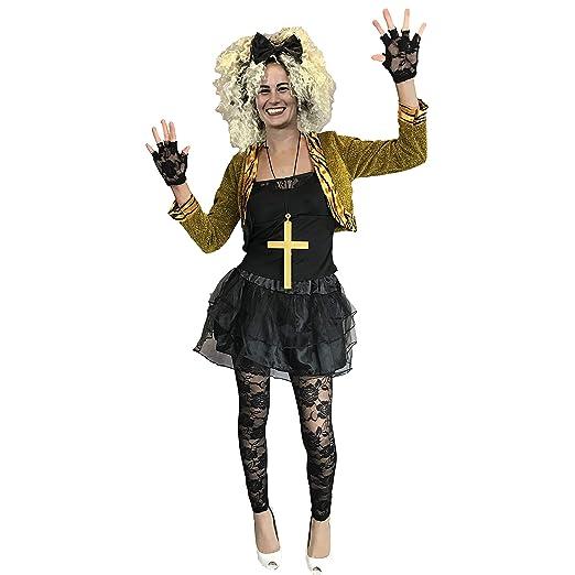 * Lowest Price * Madonna Desperately Seeking Susan Costume - Sizes 8 to 18