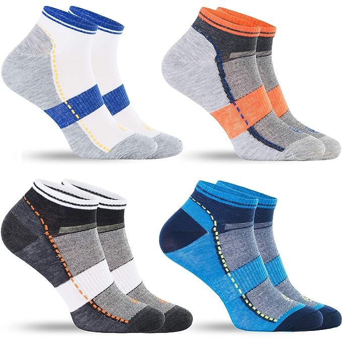 Kinder Sneaker Socken 10erPack Strümpfe Füßlinge Kurzsocken hoher Baumwollanteil