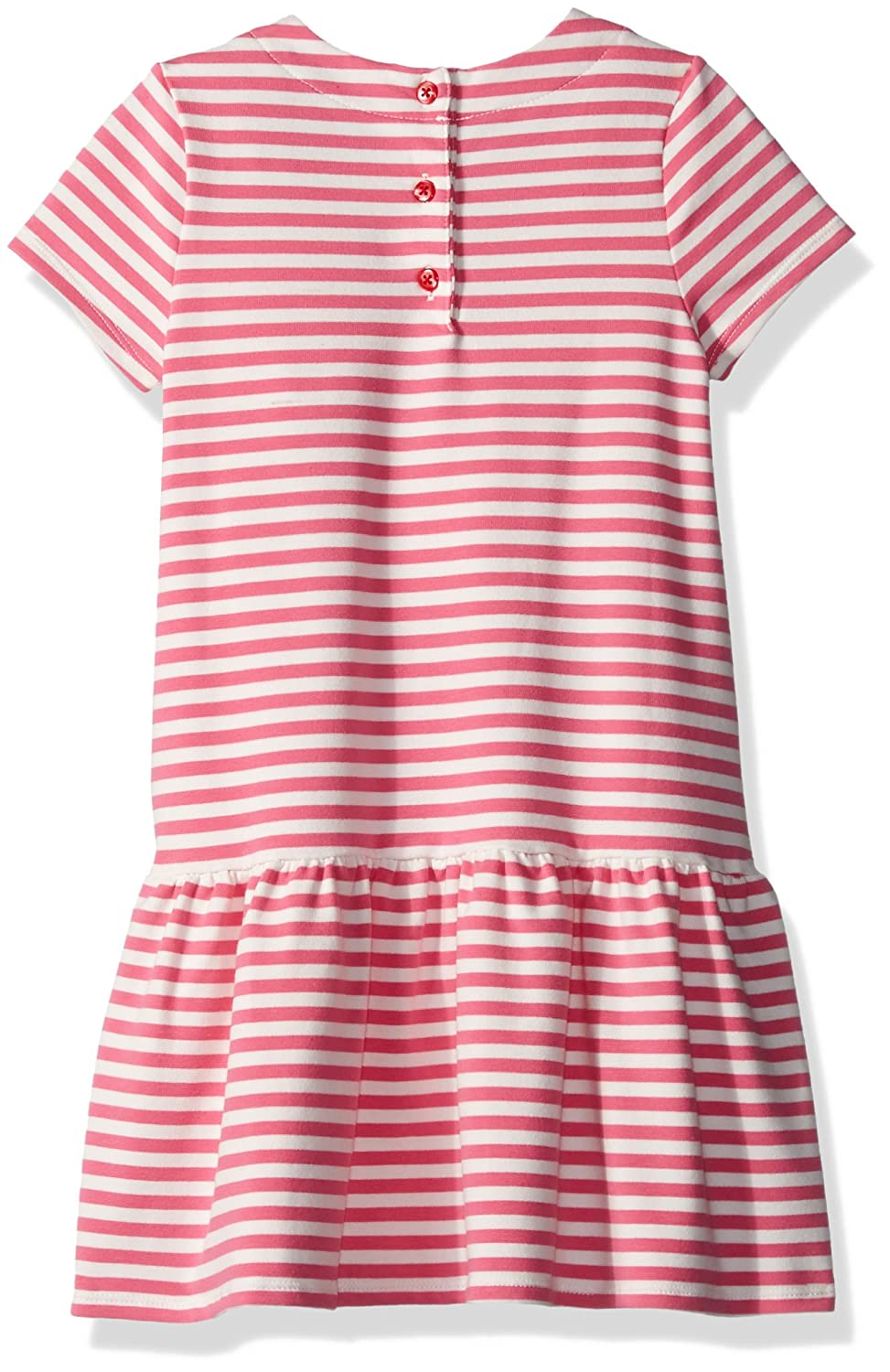 989522a18 Gymboree Toddler Girls  Pink Striped French Terry Dress