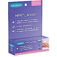 Lansinoh HPA Lanolin Nipple Cream, 15 Grams