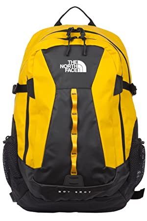 e2deed7ac The North Face Base Camp Hot Shot Backpack - Summit Gold/TNF Black,  52x33x20cm