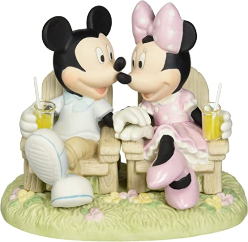 Precious Moments, Disney Showcase Collection, Always Be By My Side, Bisque Porcelain Figurine, 133707