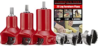 "product image for Lumberjack Tools 1"", 1-1/2"" & 2"" Home Master Kit (HSK3)"