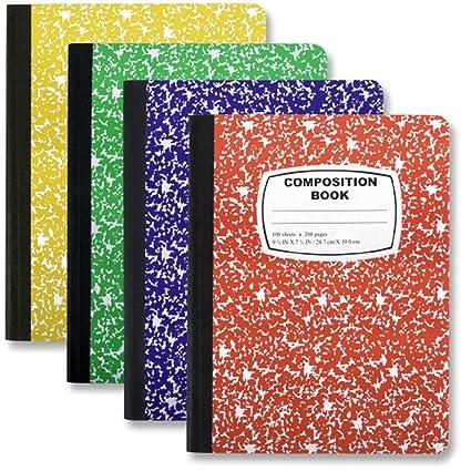 Amazon bulk school supplies wholesale case pack of 48 bulk school supplies wholesale case pack of 48 notebooks composition book colors m4hsunfo