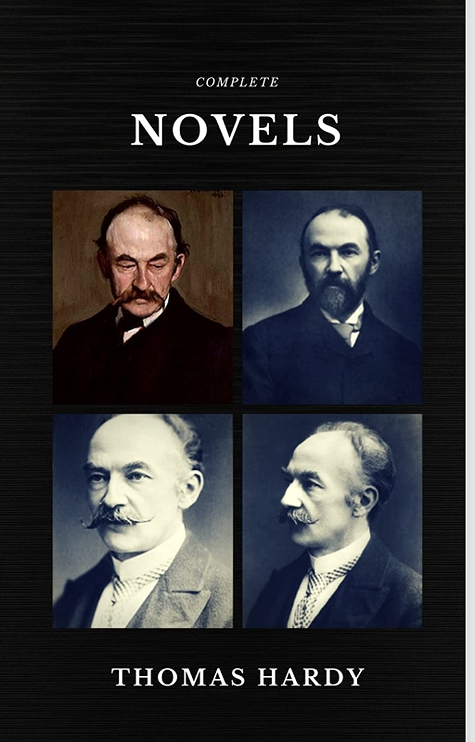 Thomas Hardy: The Complete Novels (Quattro Classics) (The Greatest ...