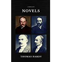 Thomas Hardy: The Complete Novels (Quattro Classics) (The Greatest Writers of All Time) (English Edition)