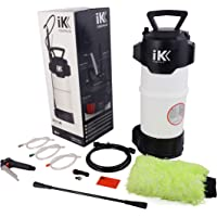 Goizper Group iK Sprayers Foam Pro 12 with Grime Grabber Detailing Wash Mitt Combo