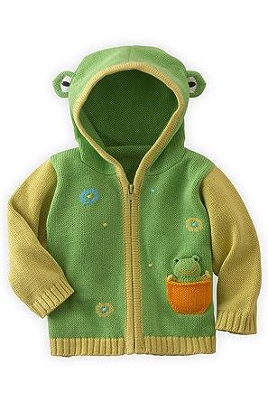 2a3e0869d Amazon.com  Joobles Fair Trade Organic Baby Cardigan Sweater - Flop ...