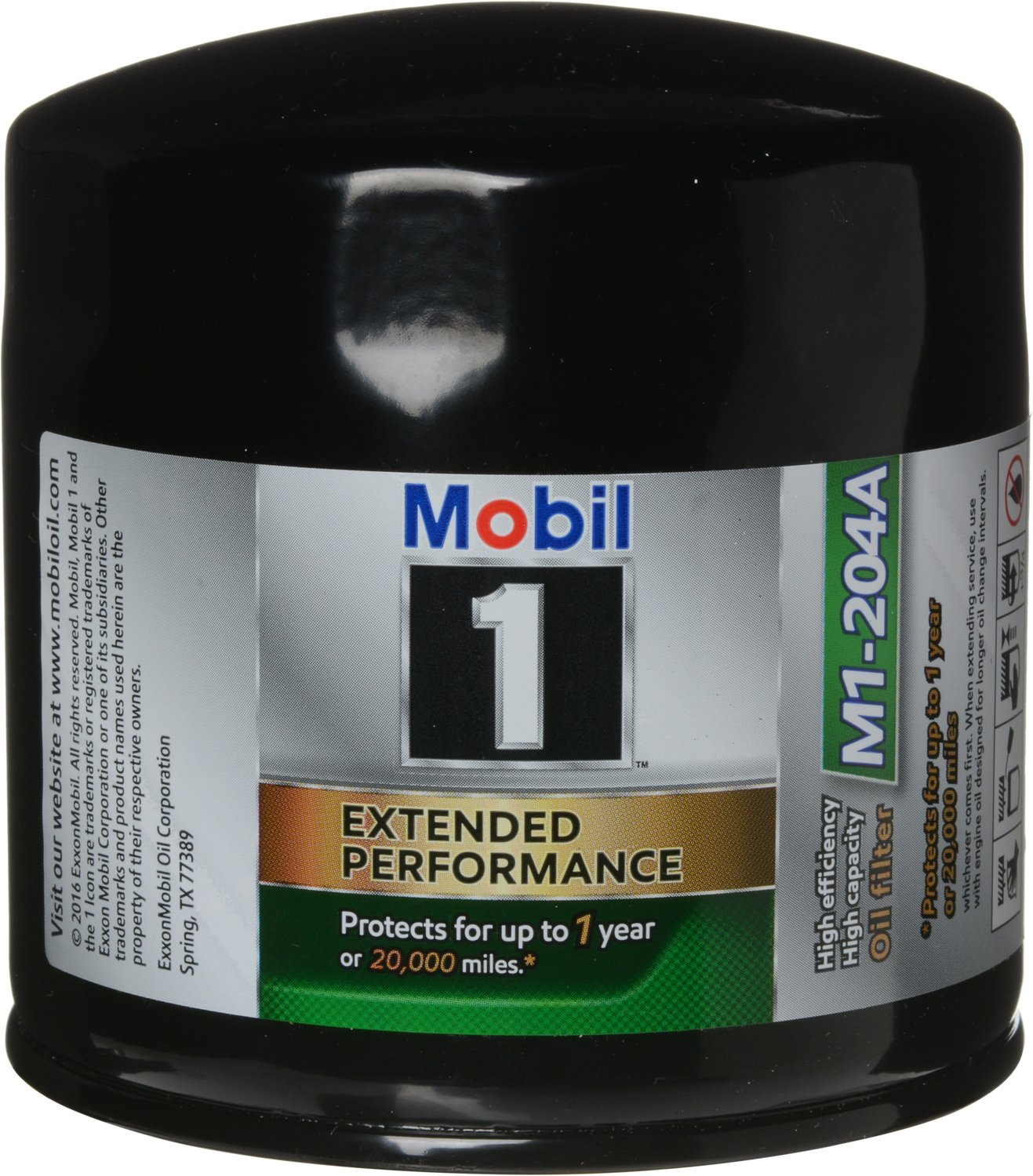 Mobil 1 M1-204A Extended Performance Oil Filter by Mobil 1
