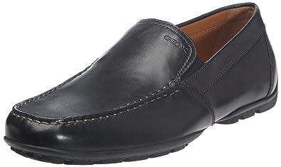 Mens Geox Men's Monet Plain Vamp Slip On Loafer For Sale Size 47