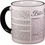 Disappearing Civil Liberties Mug - Watch Your Rights Vanish