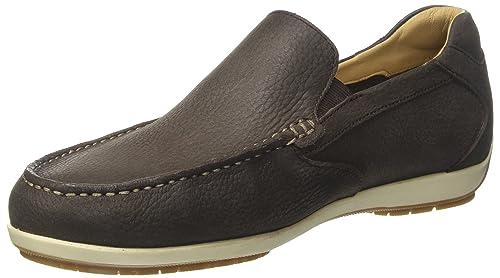 fc54aa987b4 Lumberjack Mens SM11102-004D07 Loafers Brown Size  6 UK