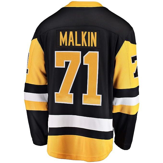 save off 68214 60ace Amazon.com: Outerstuff Evgeni Malkin Pittsburgh Penguin #71 ...