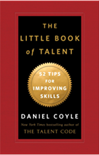 Amazon practice perfect 42 rules for getting better at getting the little book of talent 52 tips for improving your skills fandeluxe Image collections