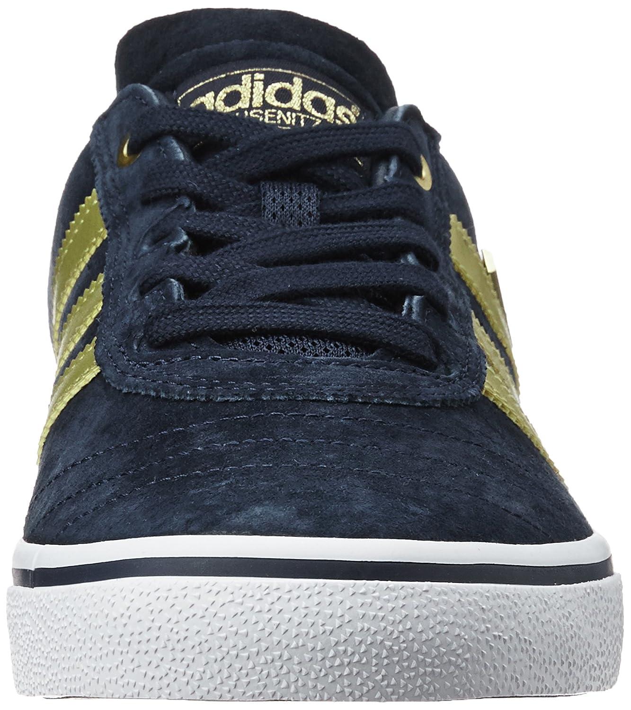 Adidas originali degli uomini busenitz te 10 anni avanzati anniv conavy, goldmt