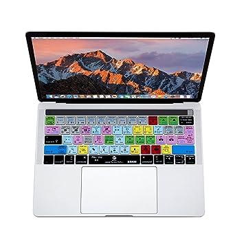 XSKN Adobe Premiere Pro Inglés atajos de teclado piel de silicona ...