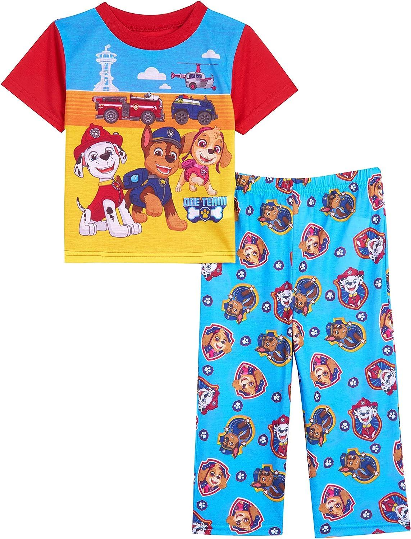 Nickelodeon Boys Paw Patrol 2-Piece Pajama Set