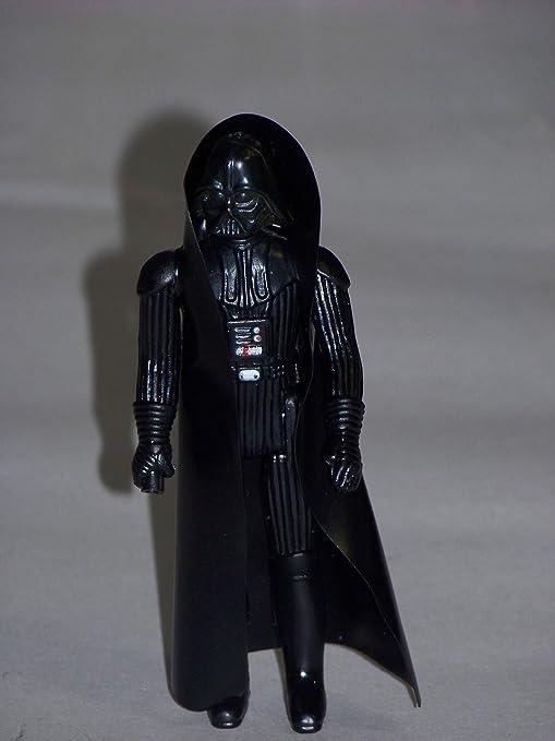 Star Wars Vintage Darth Vader Action Figure Replica Vinyl Cape