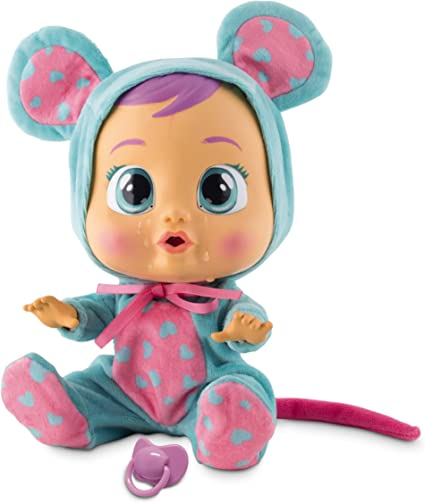 Cry Babies realistic cry sound Dotty Doll Kid Toy Gift for birthday//Christmas