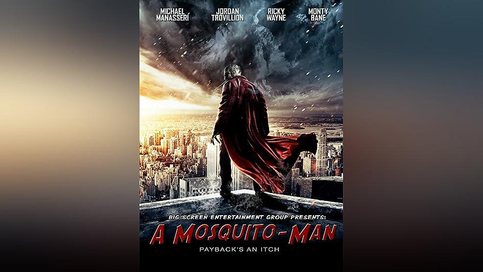 A Mosquito Man