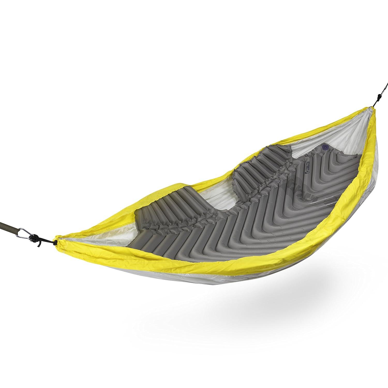 Klymit Isolierte V Campingmatte für Hängematte, Unisex