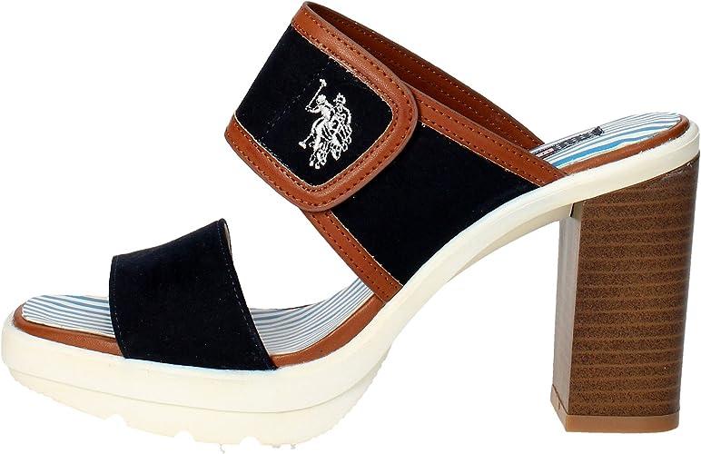 U.s. Polo Assn DESLY4090S6/H1 Zapatillas Mujer: Amazon.es: Zapatos ...