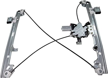amazon apdty 852755 power window cable regulator motor 84 Chevy Suburban PreRunner apdty 852755 power window cable regulator motor assembly fits front left 1999 2007 chevrolet