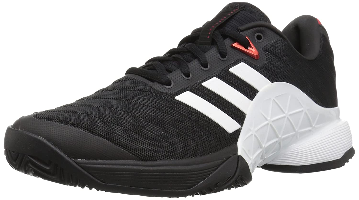 Hot Sales Adidas Barricade Boost 2016 Court Shoes Mens White