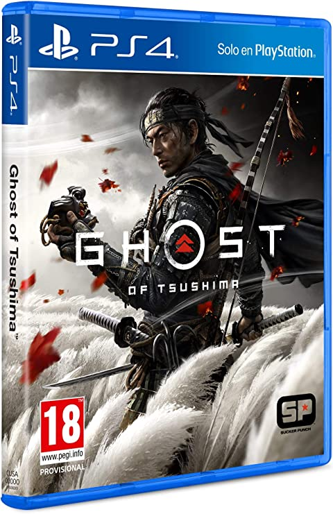 Ghost of Tsushima en Amazon
