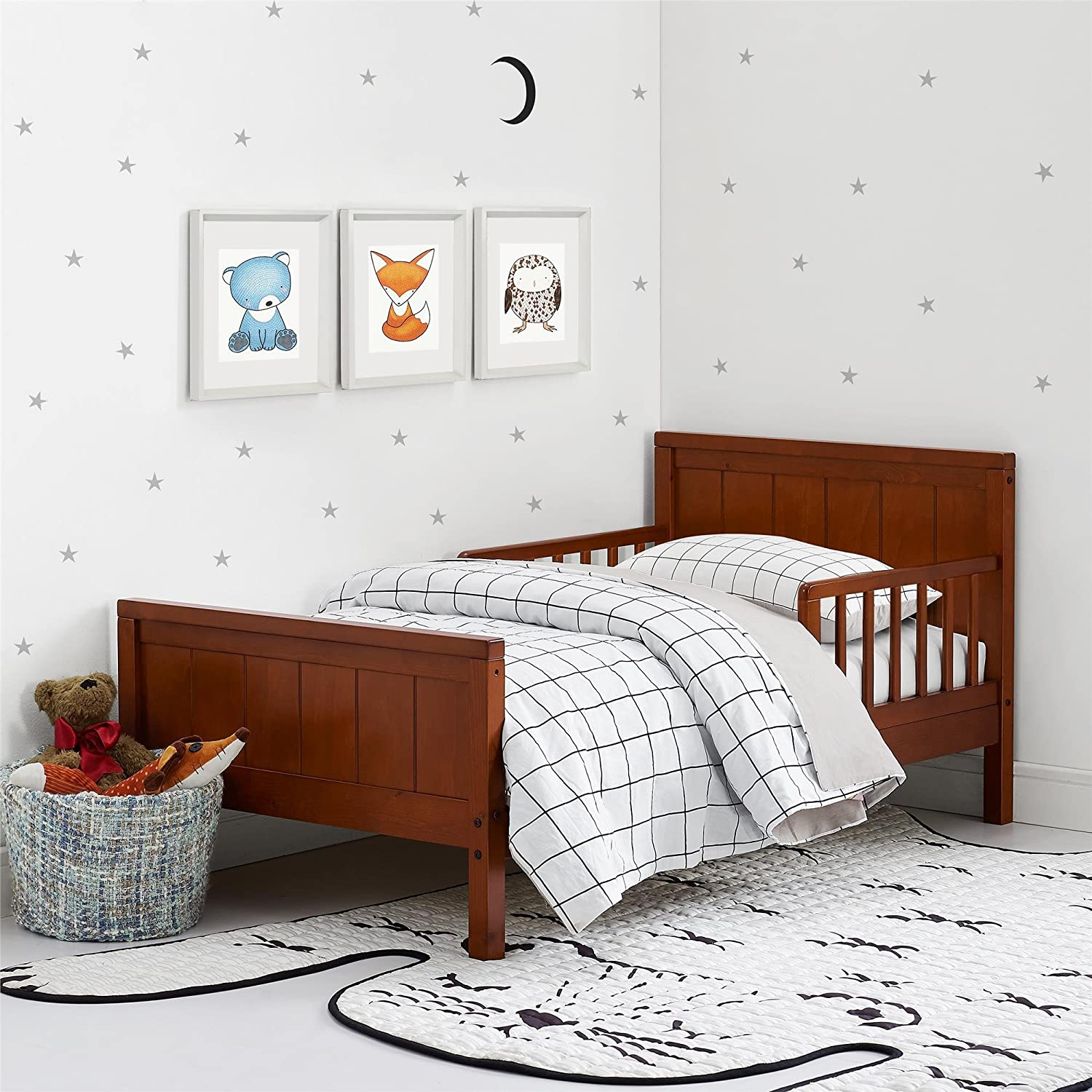 Espresso Baby Relax Toddler Bed