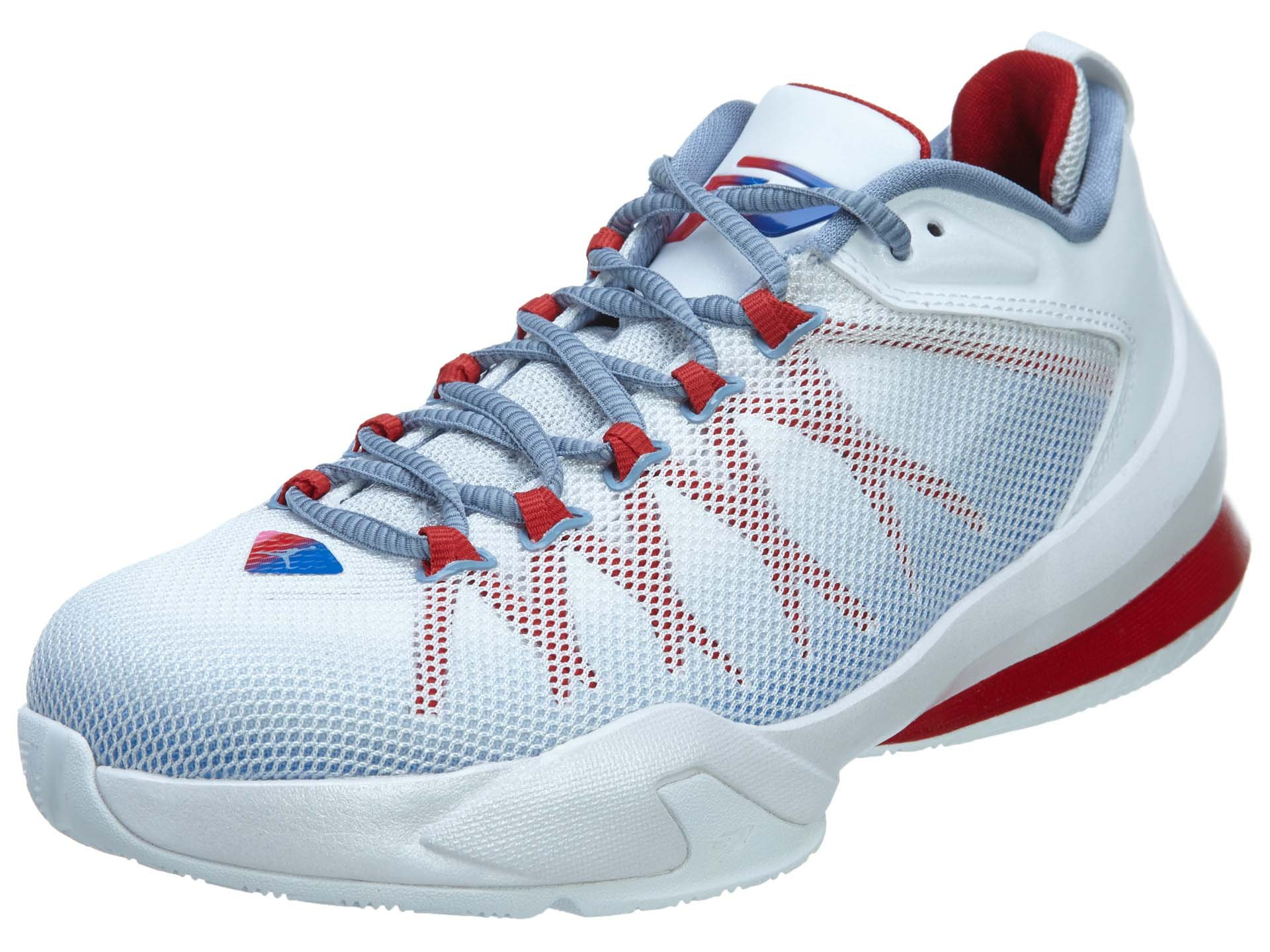 huge discount 52f06 65b60 Nike Jordan Kids Jordan CP3.VIII AE Bg White/Game Royal/Sprt Rdd/Cl Bl  Basketball Shoe 5.5 Kids US