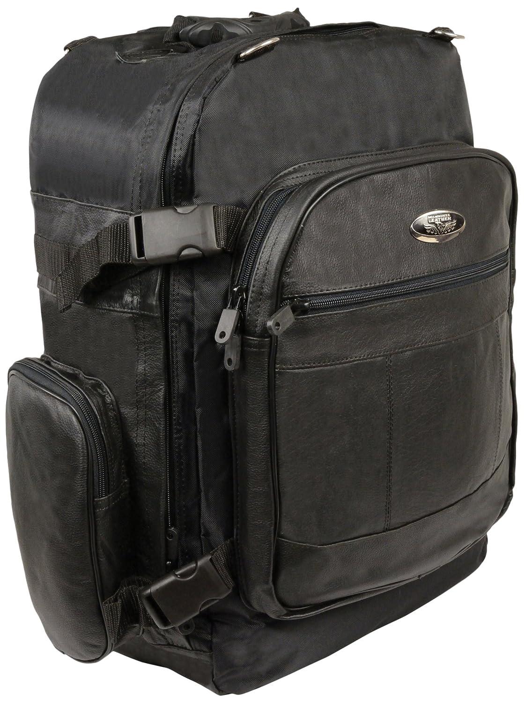 853f97e49c Amazon.com: Milwaukee SH54001-BLK-PCS Black Medium Cruiser Backpack  (12X16X6): Automotive