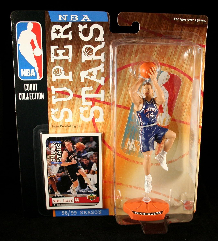Amazon KEITH VAN HORN NEW JERSEY NETS 98 99 Season NBA