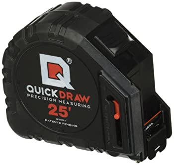 QUICKDRAW 25FT Tape Measure