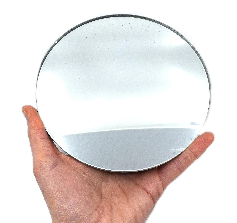 Eisco Labs Glass Rectangular Block; 100mm X 60mm X 18mm Size