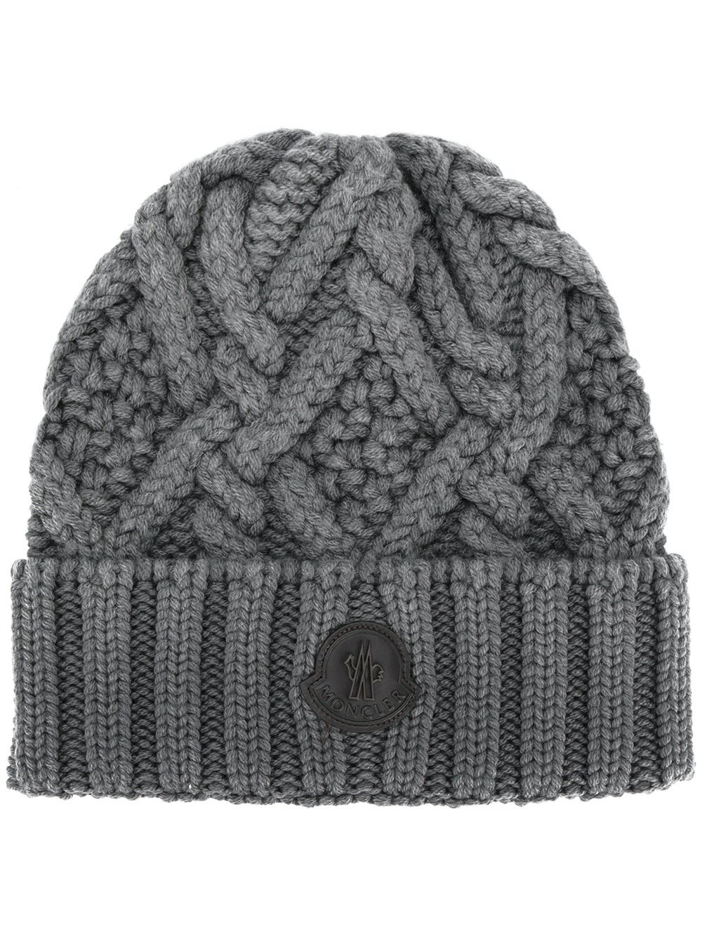 Moncler Knitted Beanie Cap Hat