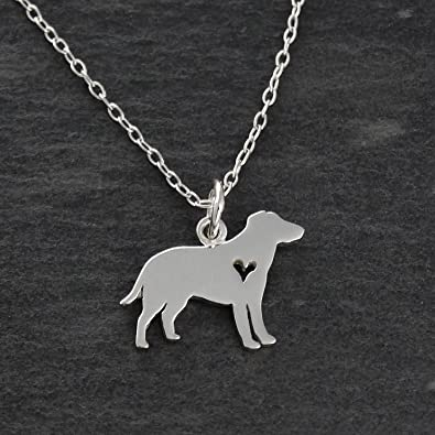 Black Labrador Retriever #1 Custom Italian Charm Lab
