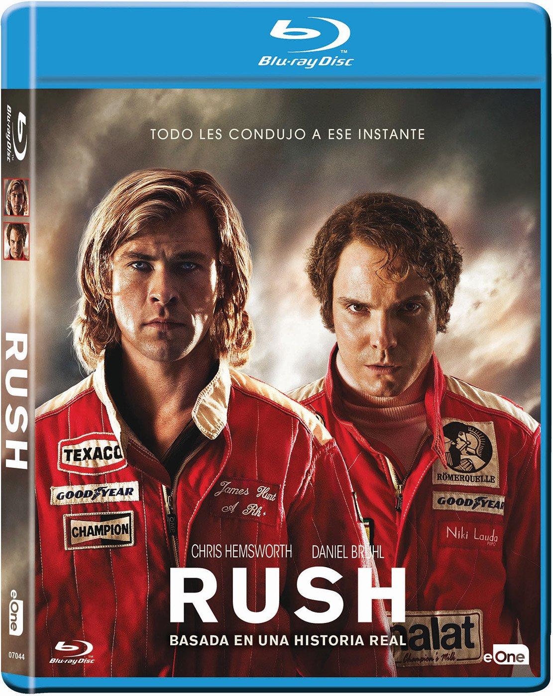 Rush Blu-Ray [Blu-ray]